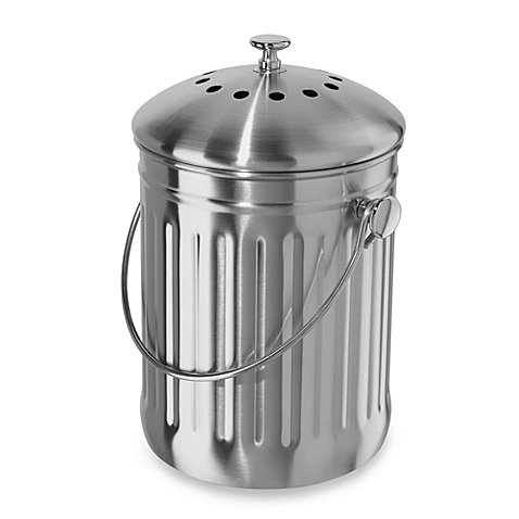 Oggi™ Stainless Steel Composter, Attractive Design, Durable Made Material