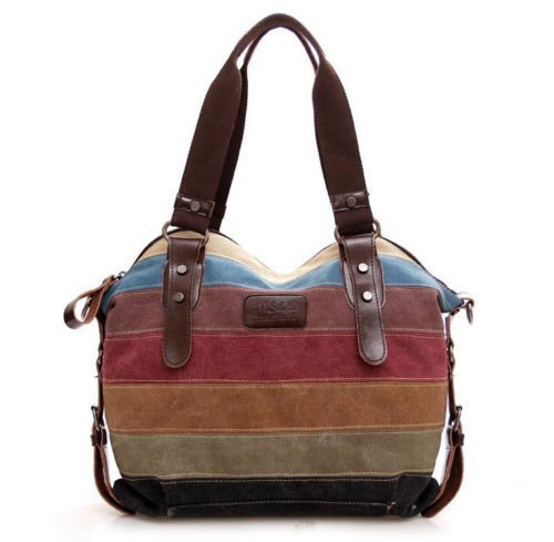 Fashion Women Shoulder Bag Satchel Crossbody Tote Handbag Purse Messenger Canvas. fashion and useful
