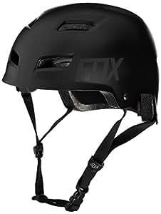 Fox Head Transition Hardshell Helmet, Matte Black, Small
