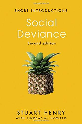 Social Deviance (Short Introductions)