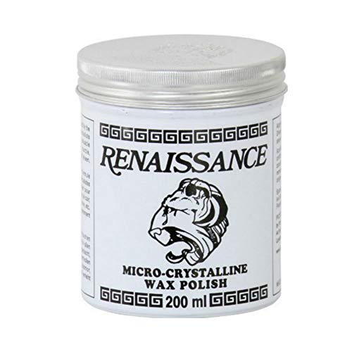 Set of 2 Renaissance Wax Polish Micro-crystalline 65ml Containers