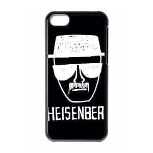 Heisenberg DIY Case for Iphone 5C, Custom Heisenberg Case