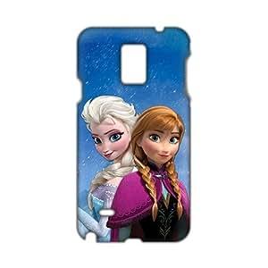 Angl 3D Case Cover Cartoon Frozen Phone Samsung Galaxy S5 I9600/G9006/G9008