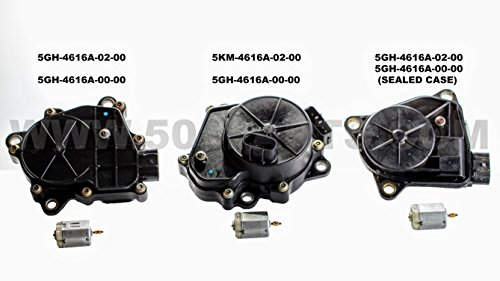 Amazon.com: New Yamaha All-Terrain-Vehicle Four Wheel Drive Servo/Actuator Motor - Replaces Parts 5KM-4616A-02-00 and 5GH-4616A-02-00 Fits 1998-2007 Yamaha ...