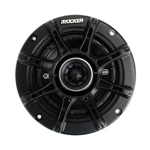 """4) Kicker 41DSC44 D-Series 4"""" 240 Watt 4-Ohm 2-Way Car Audio Coaxial Speakers"""