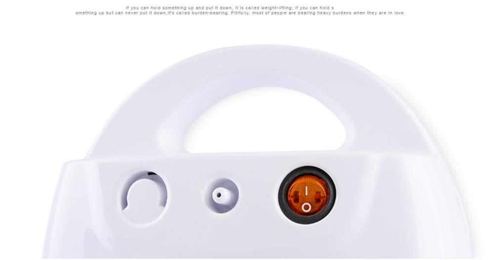 Mini portátil portátil de mano - Máquina de atomización ultrasónica en miniatura para niños adultos en el hogar médico Flema atomizador: Amazon.es: Salud y ...