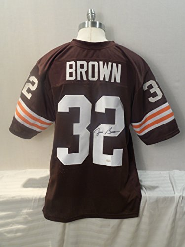 2d00fe55 Jim Brown Browns Autograph, Browns Jim Brown Autograph, Jim Brown ...