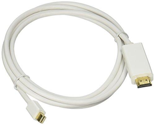 C&E Mini_Dis-HDMI-CB6 Mini DisplayPort to HDMI Adapter Ca...