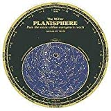 Miller's Planisphere for Northern Latitudes 35° to 45°