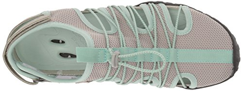 JSport by Jambu Women's Newbury-Water Ready Fisherman Sandal Light Taupe/Light Aqua MBVm5uc