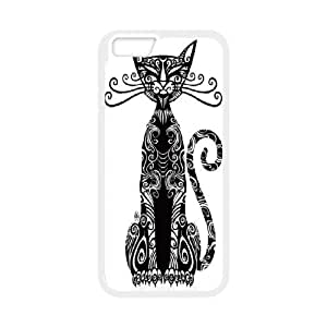 Custom Case Totem pattern For iPhone 6 Plus 5.5 Inch Q3V973053