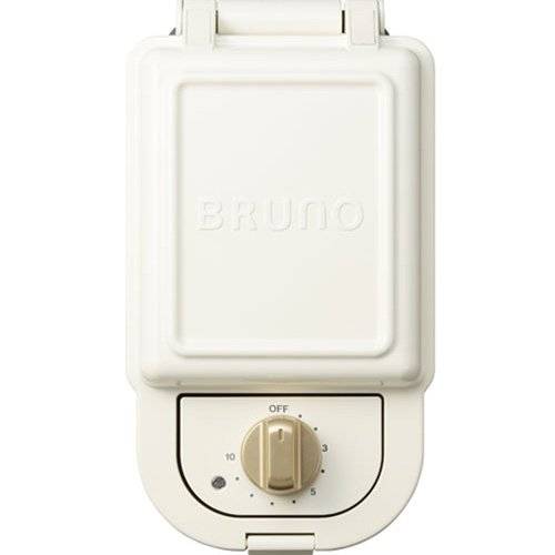 BRUNO Hot Sand Maker Single (White) BOE043-WH【Japan Domestic genuine products】【Ships from JAPAN】 by Bruno (Image #10)