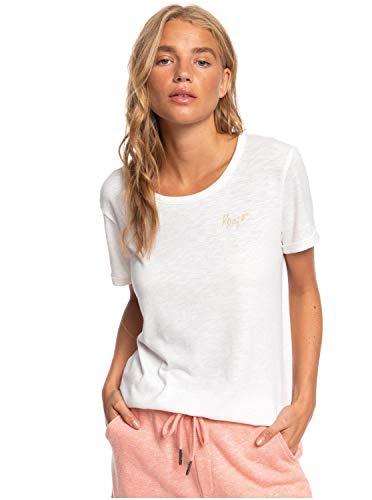 Roxy Damen Oceanholic - T-Shirt Pour Femme