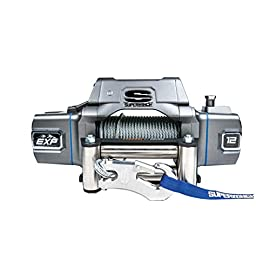 Superwinch S102741 EXP8I 12000 Lb Winch WirRope Roller Fairlead