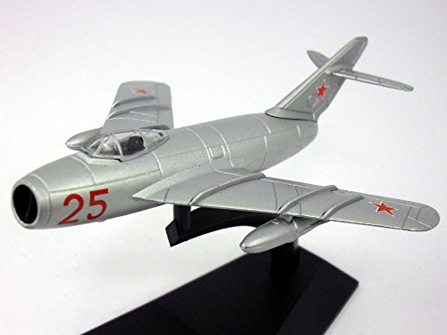 Mikoyan-Gurevich MiG-17 Fresco Russian AF 1/100 Scale Diecast Model by DeAgostini