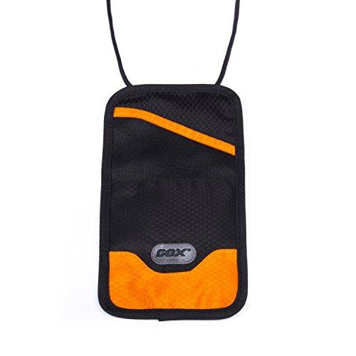 gox-passport-wallet-passport-holder-neck-wallet-neck-pouch-travel-wallet-size-large-orange