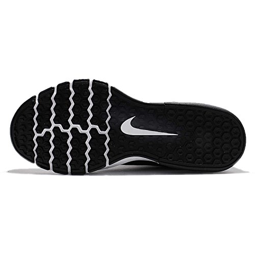 Nike Air Zoom Treno Completo Mens Running Trainers 882119 Sneakers Scarpe Nero / Antracite-bianco