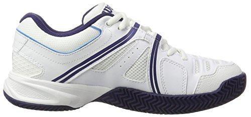 W Tour Astral 1 White Shoes 3 5 White 41 Vision Aura V Women UK EU Pearl Tennis Wilson Blue 7 CwSPxqIAn5