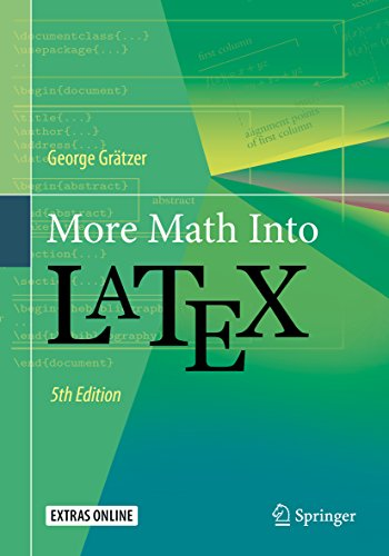 More Math Into LaTeX Reader