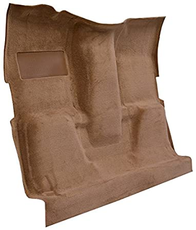 Complete Fits: Regular Cab Factory Fit 4WD Auto 4spd Loop ACC 1973 Chevy K10 Pickup Carpet Replacement
