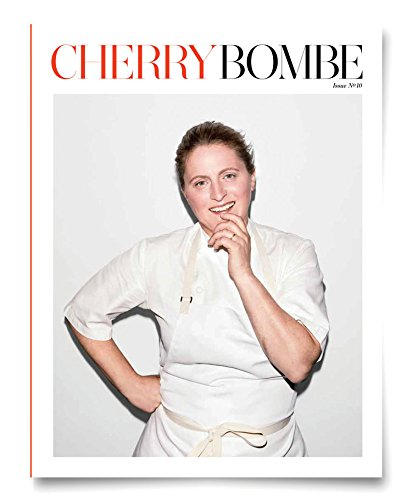 Cherry Bombe Magazine Issue #10 (2017) April Bloomfield Cover