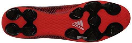 adidas Rendimiento Hombre F5hierba tacos para fútbol Solar Red/Running White/Black