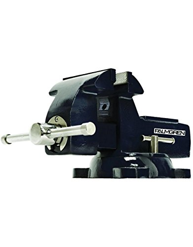 - Palmgren Comb. Bench & pipe vise, 5
