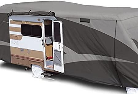 ADCO 52842 Designer Series SFS Aqua Shed Class C RV Cover 201-23
