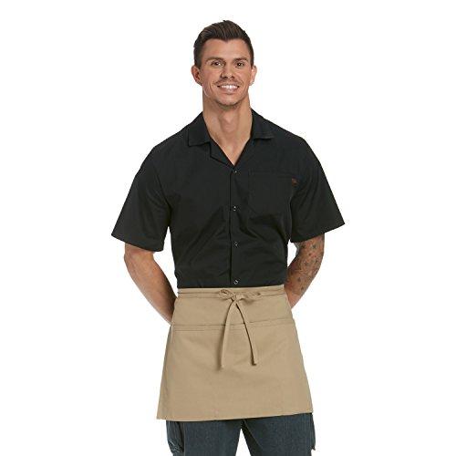 chef apron khaki - 9