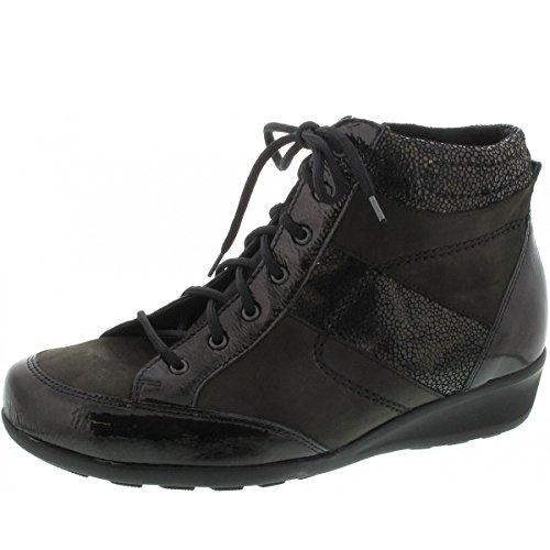 Waldläufer , Sneakers Basses femme Marron