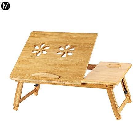 Escritorio de regazo de madera,escritorio de regazo portátil Mesa ...