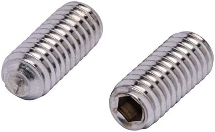 "Bolt 18-8 304 Qty 25 5//16-18 x 6/"" Stainless Steel Hex Cap Screw"