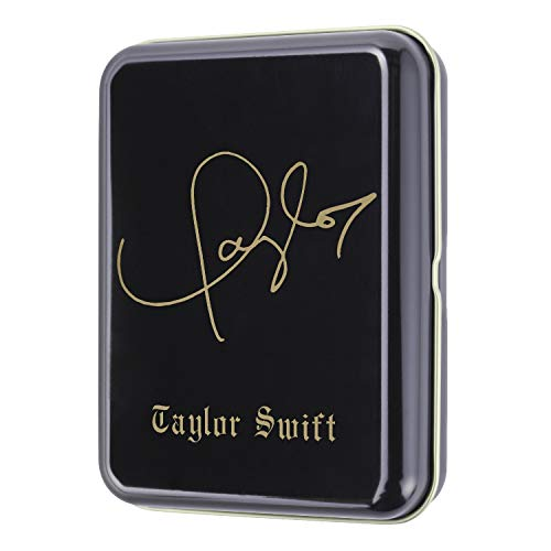 Fujifilm SQ6 Instax Square Camera with Film Pack, Case and Album Gift Bundle (Taylor Swift Edition)
