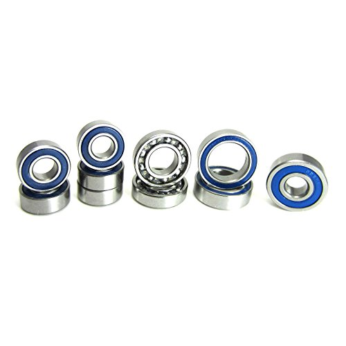 Axial SCX10 II AR44 Complete Axle Ball Bearing Set
