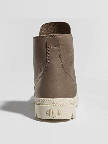 Sneaker Unisex 75750 Clay Leather Erwachsene Unlined Pampa Palladium birch Hohe 206 Hi dp0fnxqw6