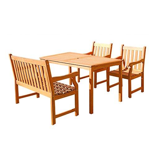 vifah-v98set37-4-piece-outdoor-wood-dining-set-with-rectangular-table
