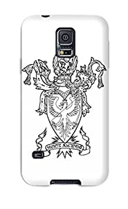 Premium Unknown Back Cover Snap On Case For Galaxy S5