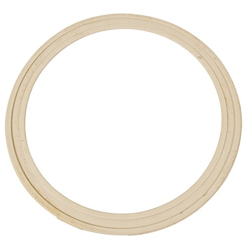 Empi 98-9411 Rubber Gasket Seal For Early Vw Bug Headlight Glass Lens 1950-1966