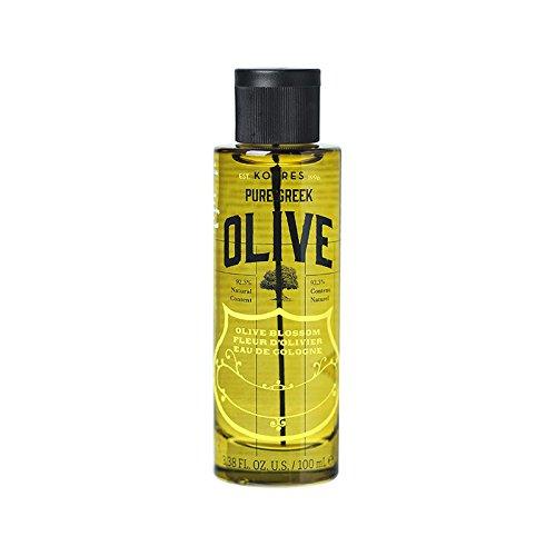 Korres Pure Greek Olive Eau de Cologne Olive Blossom - (Olive Blossom)