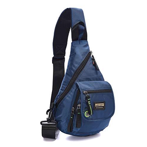 BIG SALE- DDDH Sling Bags Shoulder Backpack Chest Pack Military Crossbody  Bags For Man Women(Black) 68bdffc511
