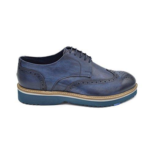 Lacets drudd à Lacets Bleu Homme Chaussures EUAL210AW1801 à EUAL210AW1801 drudd Homme Chaussures zwqf1wxAW