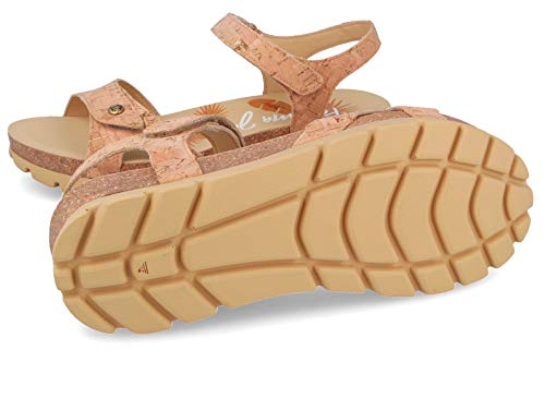 Sulia Natural Basics Shoeshop Tejido Marron B1 Cork zqSwUxaZ
