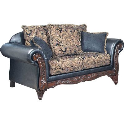 Outstanding Amazon Com Upholstered Loveseat Upholstery San Marino Machost Co Dining Chair Design Ideas Machostcouk