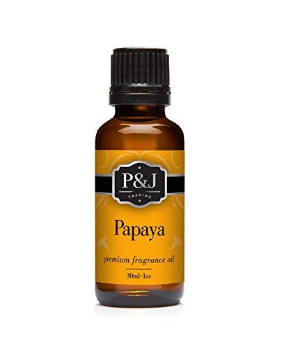 - Papaya Fragrance Oil - Premium Grade Scented Oil - 30ml