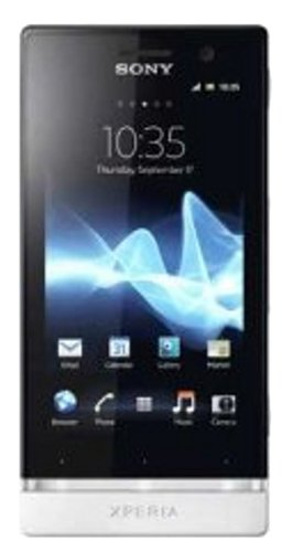 Sony Xperia U ST25i (Black-White)