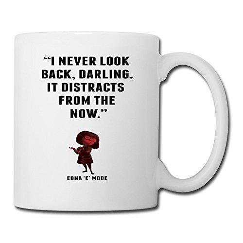 Personalized Edna Mode Travel Mug (Edna Costume)