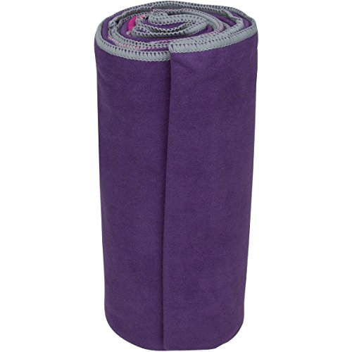 Skidless Non Slip Suede Microfiber Hot Yoga Towel