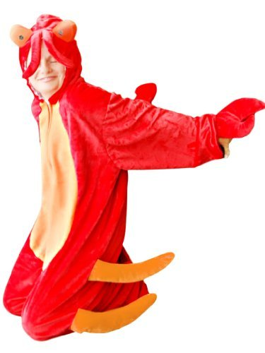 F44 M cangrejo cangrejo traje Disfraz de animal Disfraz Carnaval ...