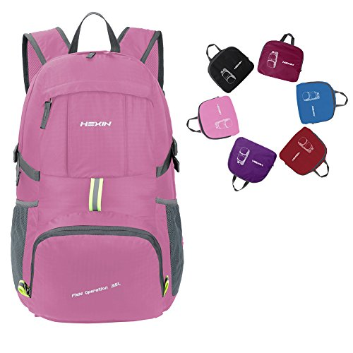 Ultra Lightweight Packable Backpack Water Resistant Hiking Daypack Travel Small Handy Foldable...