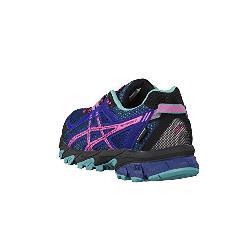 ASICS - Gel-sonoma 2 G-tx, Zapatillas de Running mujer Poseidon/Hot Pink/King Fisher
